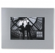 Silver GREENWICH wide frame by Sixtrees�