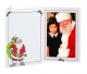 SANTA photo insert holidayfolder frame for 5x7 prints (sold in 20s)