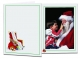 SANTA CHAIRphoto insert holidayfolder frame for 5x7 prints (sold in 20s)