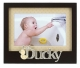 JUST DUCKY - A special yellow matted frame by Malden�