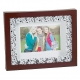 Brown SCROLL Matted Shadowbox series by Sixtrees�