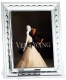WITH LOVE is the new crystal frame from VERA WANG� Studios