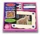 The original Melissa & Doug� Decorate-Your-Own Picture frame