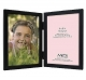 WILLOW WOODS Double Black hinged frame by MCS�