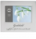 SACRED MOMENT series Silver GODCHILD frame by Prinz�