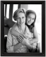 STYLE ONE Black solid wood wall frame from MCS�