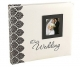 OUR WEDDING LACE Album 2-up for 160 photos by Malden�