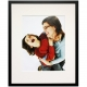 Matte-Black TRIBECA archival matted wood frame 8x10/11x14 from ARTCARE� by Nielsen�