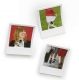 SNAP polaroid inspired white frame (set of 2) by Umbra�