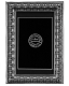 BIBLIOTHEQUE fine silver-pewter matted 9x12/8x10 frame by Elias Artmetal�