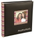 MEMORIES BLACK CAPRI Album 2-up for 160 photos by Malden�