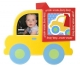 2-Opening Yellow + Red DUMP TRUCK photo frame by Malden�