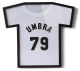 The Original TeeShirt T-FRAME in Black by Umbra�