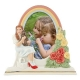 OVER THE RAINBOW featuring Dorothy and Toto� Keepsake porcelain frame by Lenox�