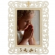 BLESSINGS HOLY CROSS frame in precious porcelain and gold by Lenox�