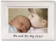 ME & MY BIG SISTER Engraved frame by Lawrence�