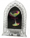 COMMEMORATIVE CATHEDRAL Lismore Diamond crystal design by Waterford�