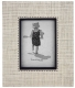 CARSON natural woven organic 5x7 frame by Reed & Barton�