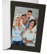 SIMPLICITY BLACK Photo Folder Insert Cards (sold in 10s)