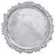 BEJEWELED ROUND PLATTER by Mariposa�