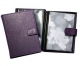 Bright-Purple Fine Leather BRAG BOOK for 20 printsby Graphic Image�