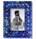 BLUE MOSAIC frame by Sixtrees�