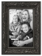 BLACK ORNATE frame by Malden Design�