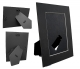 BEVEL-CUT Easel 4x6 Frame Black Paper Stock (sold in 25s)
