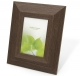 ASPEN Walnut-Brown eco-friendly wood 5x7 frame by Swing Design�