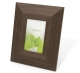 ASPEN Walnut-Brown eco-friendly wood 4x6 frame by Swing Design�