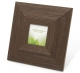 ASPEN Walnut-Brown eco-friendly wood 3x3 frame by Swing Design�