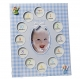Our Baby Boy FIRST YEAR COLLAGE frame displays 13 photos