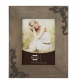 LILLIE-SCROLL Taupe wood 8x10 frame by Prinz USA�