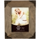 LILLIE-CORNERS Taupe-stain wood frame by Prinz USA�