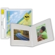 The New ZIGZAG Frost Image Bound Photo Album for 8x8 (square) prints by Itoya�