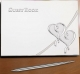 TRUE LOVE GUEST BOOK with pen by Lenox� Silver