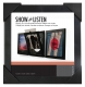 SHOW AND LISTEN Vinyl Record frame by SNAP�