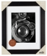 Black Wood Wall Frame 11x14 matted to 8x10 by Gallery Solutions�