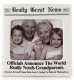 WORLD NEEDS GRANDPARENTS FRAMEby Really Great News�