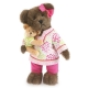 MOMMA SWEETLOVE� WITH BEBE 12-inch Plush Bear toy by Gund�