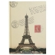 EIFFEL TOWER 6x8 Journal by Eccolo� The Passport Collection