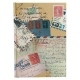 POSTCARD FROM FRANCE 6x8 Journal by Eccolo� The Passport Collection