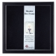 Black 8x8 Shadowbox 1�in depth frame by Lawrence�