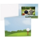 GOLF COURSE Color Cardboard Folder for 6x4 prints