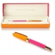 The Orange & Pink ballpoint pen by kate spade new york�