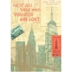 NYC: NOT ALL THOSE WHO WANDER ARE LOST 6x8 Journal by Eccolo� The Passport Collection