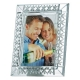 The KEENAN Crystal frame by Galway� for Belleek� of Ireland