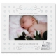 Baby - A Tiny Miracle ... Blue Polka Dot 6x4 frame by Lawrence�