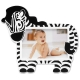 Adorable ZEBRA frame by Lawrence�