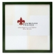 SQUARE CORNER Green Stain classic 10x10 frame by Lawrence Frames�